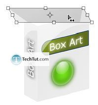 Tutorial Create 3d box using photoshop 10