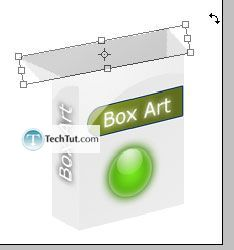 Tutorial Create 3d box using photoshop 11