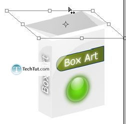 Tutorial Create 3d box using photoshop 12
