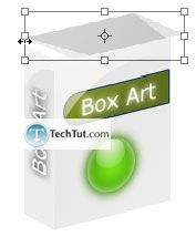 Tutorial Create 3d box using photoshop 13