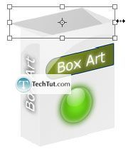 Tutorial Create 3d box using photoshop 14
