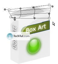 Tutorial Create 3d box using photoshop 15