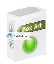Tutorial Create 3d box using photoshop 16