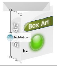 Tutorial Create 3d box using photoshop 8