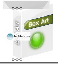 Tutorial Create 3d box using photoshop 9