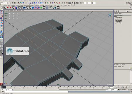 Tutorial Continue with creating a 3D watch part 2 1