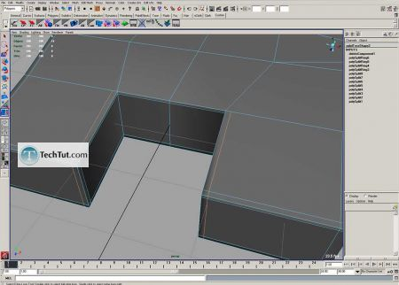 Tutorial Continue with creating a 3D watch part 2 8