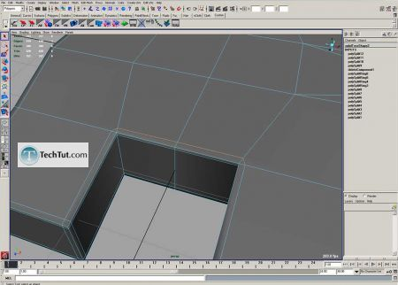 Tutorial Continue with creating a 3D watch part 2 9
