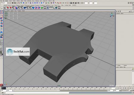 Tutorial Continue with creating a 3D watch part 2 11