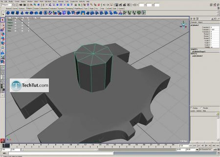 Tutorial Continue with creating a 3D watch part 2 12