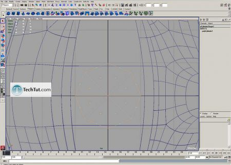 Tutorial Continue with creating a 3D watch part 2 13