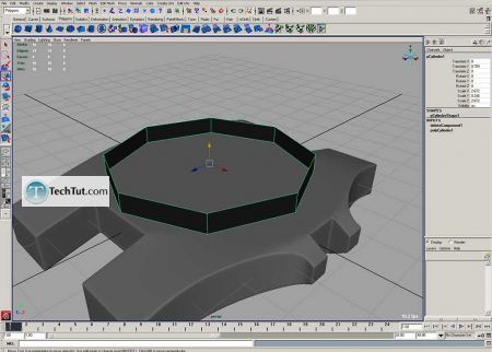 Tutorial Continue with creating a 3D watch part 2 14