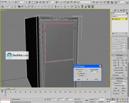 Tutorial Computer case object in 3D max part 1 12