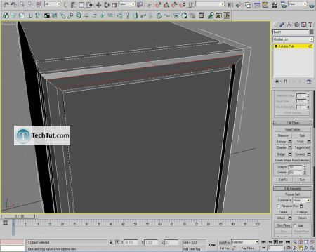 Tutorial Computer case object in 3D max part 1 7