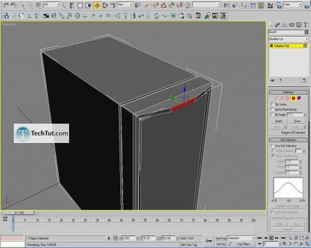 Tutorial Computer case object in 3D max part 1 9