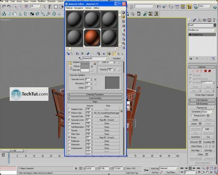 Tutorial Adding materials 1