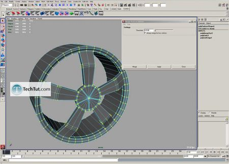 Tutorial Tutorial on how to make car rims part 3 6