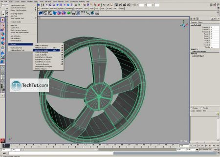 Tutorial Tutorial on how to make car rims part 3 7