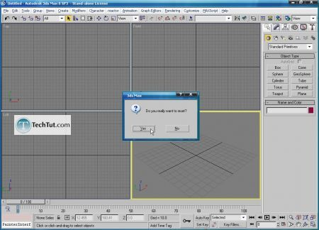 Tutorial Create 3D glasses model in max part 1 3