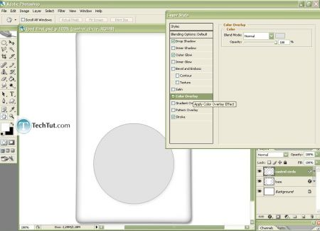 Tutorial Create iPod using Photoshop part 2 5