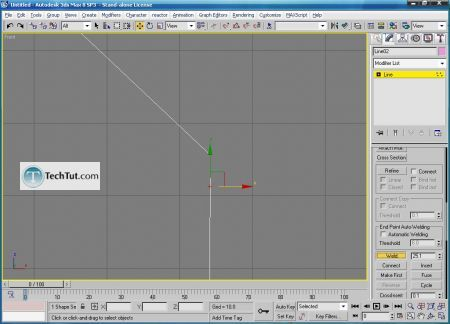 Tutorial How to create a sandal model 6