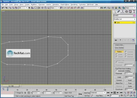 Tutorial How to create a sandal model 7