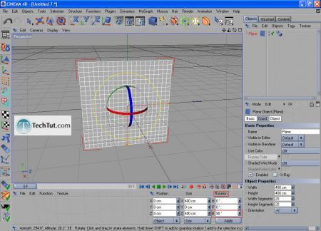 Tutorial Create a flag using polygons 3