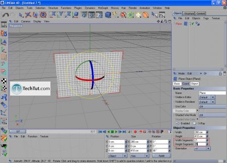 Tutorial Create a flag using polygons 5